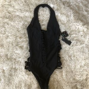 Nasty gal up to no good one piece